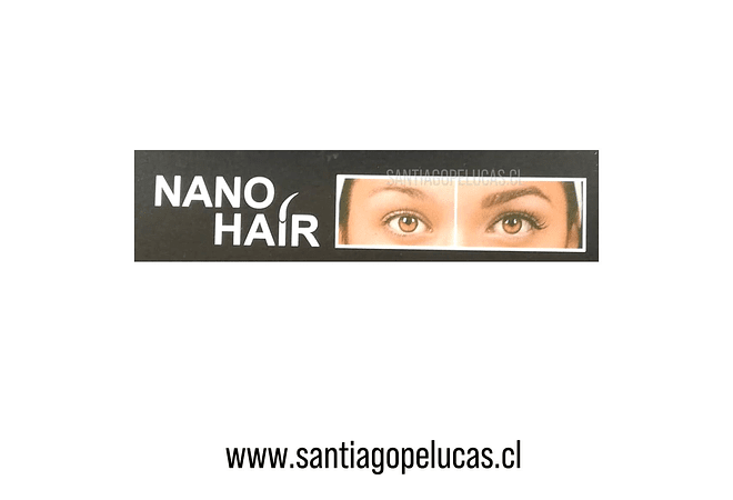 NANO HAIR MICROFIBRA PESTAÑAS