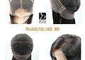 SB 0921 NATURAL FULL LACE 360 LARGA CASTAÑO OSCURO
