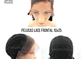 SB 0920 NATURAL LACE FRONTAL SEMICRESPA LARGA NEGRO