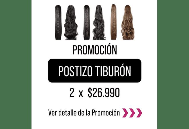 PROMOCIÓN POSTIZO TIBURÓN 2 x $26.990
