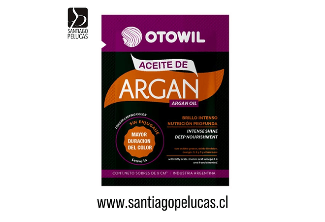 ACEITE DE ARGAN OTOWIL