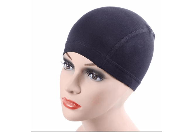 SB 0998 WIG CAP BAMBU ANTIBACTERIAL NEGRO