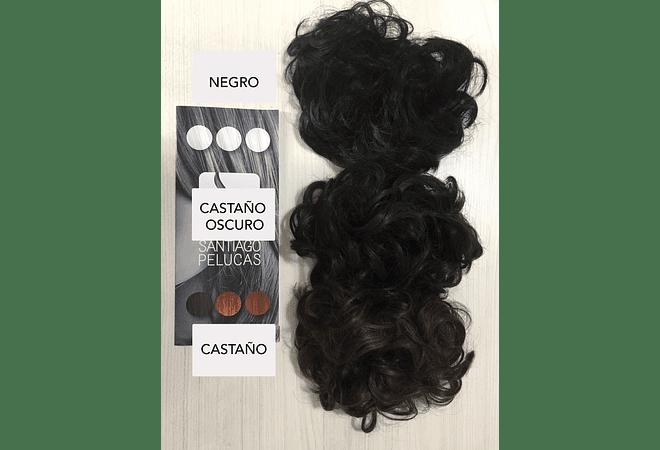 COLET CASTAÑO OSCURO
