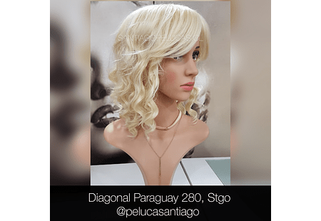 MARILYN LARGA PLATINADO