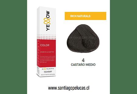 YELLOW 4 CASTAÑO MEDIO