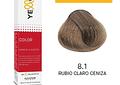 YELLOW 8.1 RUBIO CLARO CENIZA