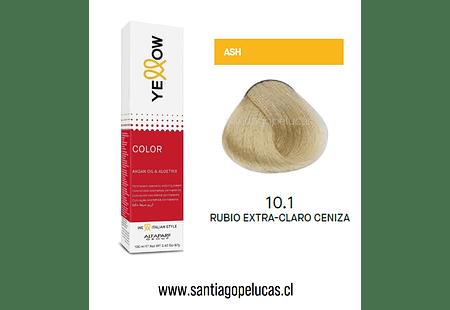 YELLOW 10.1 RUBIO EXTRA CLARO CENIZA