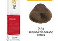 YELLOW 7.31 RUBIO MEDIO DORADO CENIZA