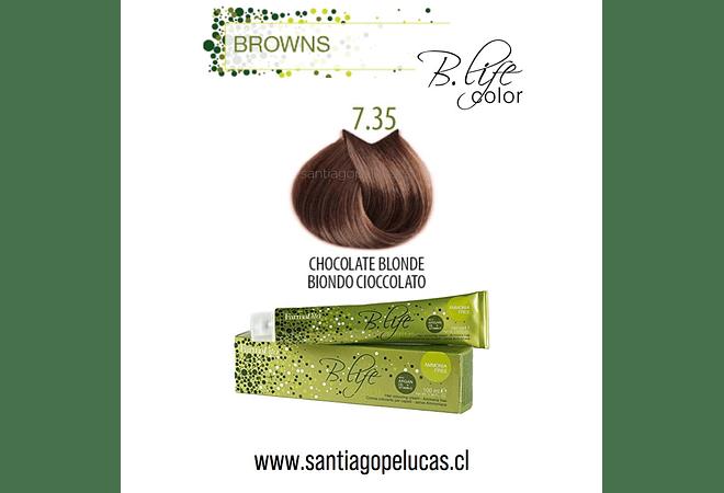 B.LIFE 7.35 RUBIO CHOCOLATE