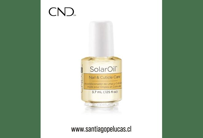 CND SOLAR OIL ACEITE CUTÍCULA