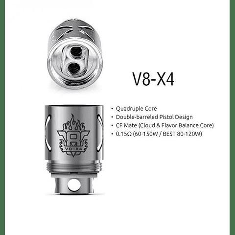Smok resistencias TFV8 X-Baby