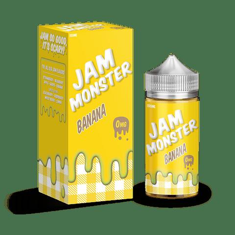 Jam Monster E-liquid 100ml