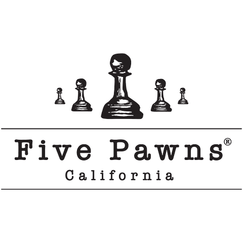 Five Pawns E-Liquid 60ml