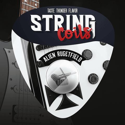 String Coils - Resistencias Artesanales