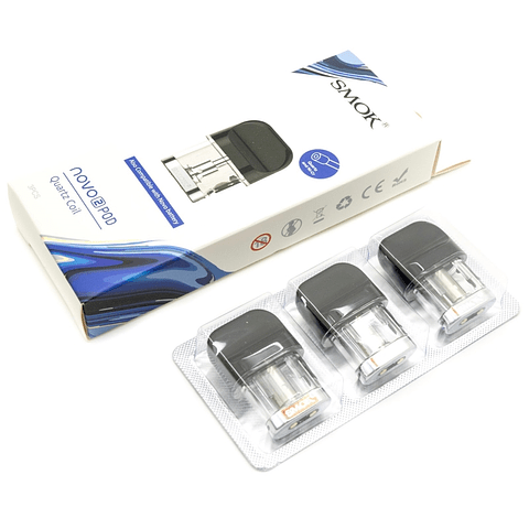 SMOK Novo y Novo 2 Pod Cartridge 2ml