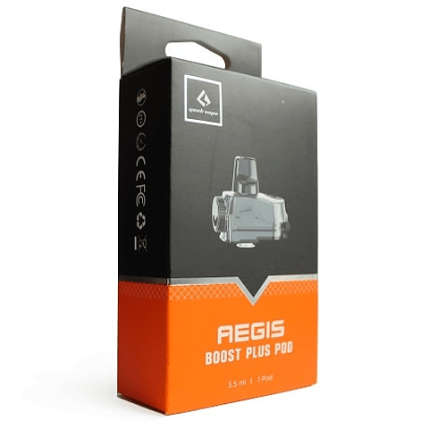Aegis Boost Plus Tanque de Repuesto 5.5ml