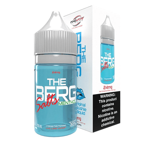 Innevape Heisenberg The Berg Menthol Salt 30ml