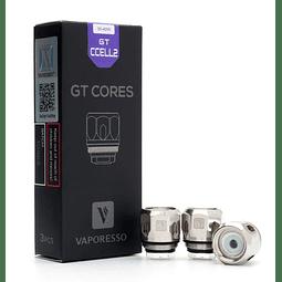 GT Cores Resistencias