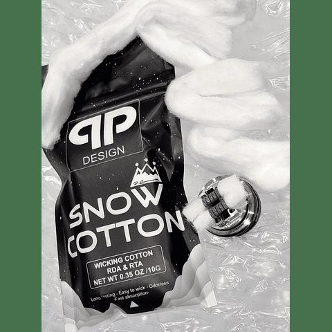 Snow Cotton by QP Design