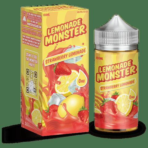 Lemonade Monster E-Liquid 100ml