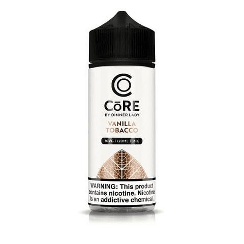 Core E-Liquid 120ml by Dinner Lady