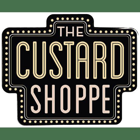 The Custard Shoppe  100ml E-liquid