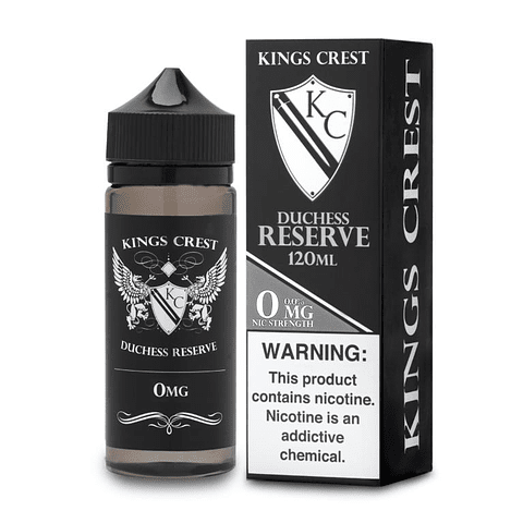 Kings Crest E-liquid 120ml