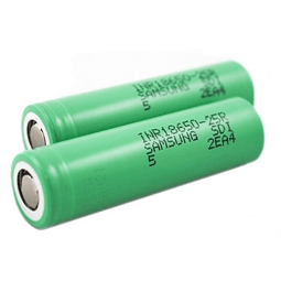 Batería Samsung INR18650-25R 2500mAh