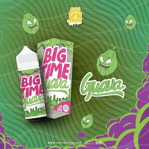 Big Time E-liquid 120ml