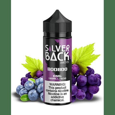 Silver Back E-Liquid 120ml