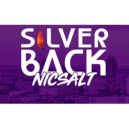 Silver Back Salt 30ml
