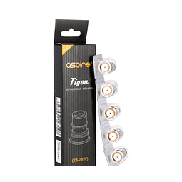 Resistencias Aspire Tigon Coil