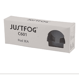 Justfog C601 Cartridge Pod