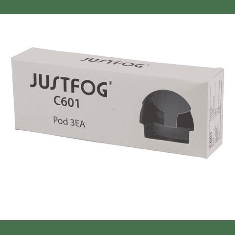 Justfog C601 Cartridge Pod