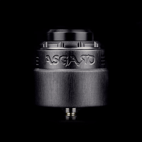 Asgard Mini 25mm RDA by Vaperz Cloud
