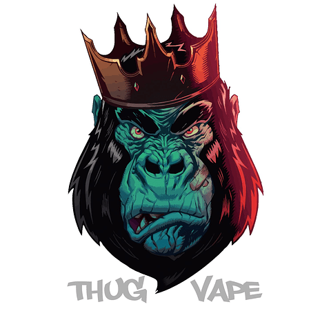 Thug Vape Eliquid 60ml