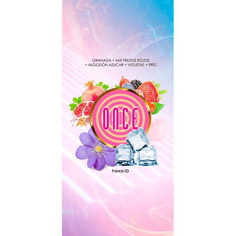 Hexa:ID - Eliquid 30ml - 50ml