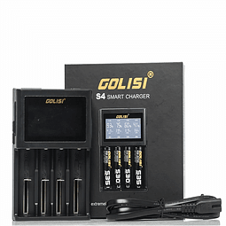 Cargador GOLISI S4 2.0A Smart Charger LCD