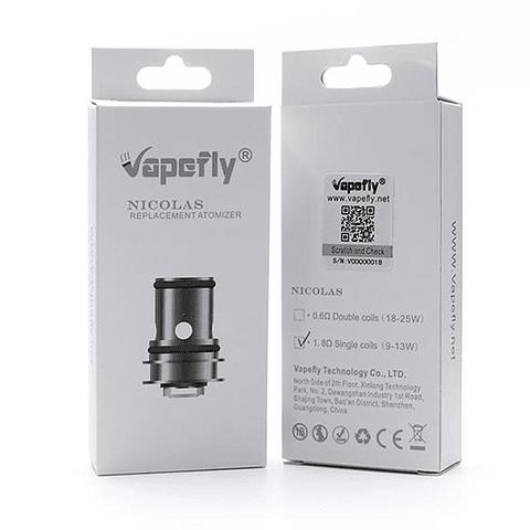 Vapefly Nicolas Coil para Galaxies Kit