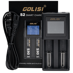 Cargador GOLISI S2 2.0A Smart Charger LCD