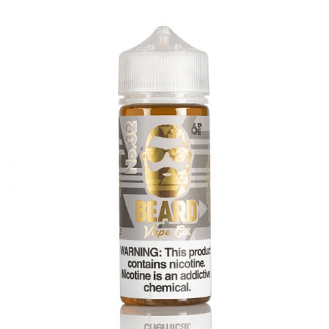 Beard Vape Co. Liquid 120ml