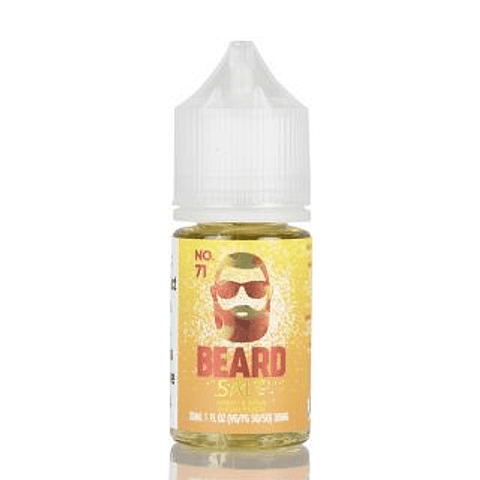 Beard Vape Co. Salts - 30ml