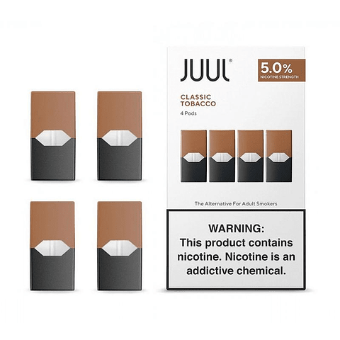 Juul Classic Tabacco
