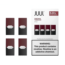 Juul Virginia Tabacco