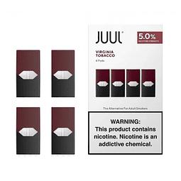 Juul Virginia Tabacco