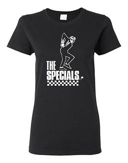 Polera Mujer The Specials