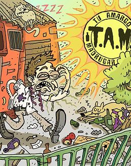 TAM · Tu Amargo Madrugar CD