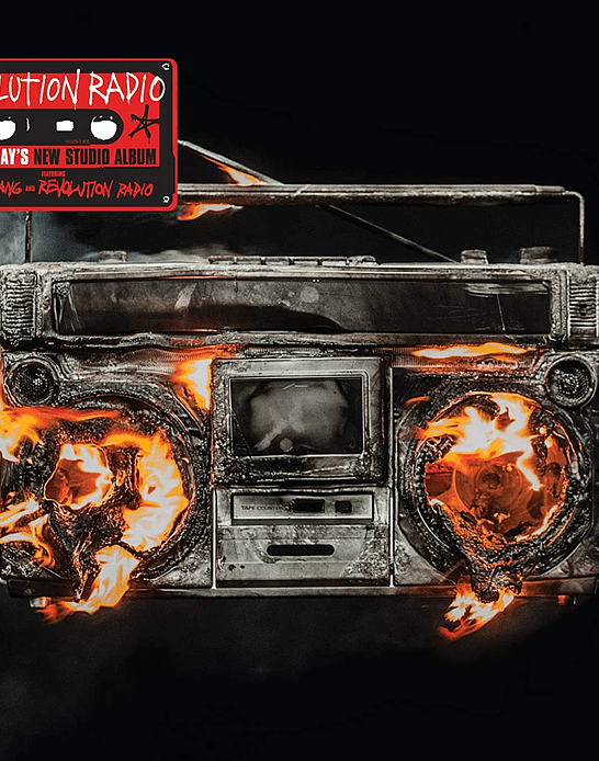 Green Day · Revolution Radio CD Digipack