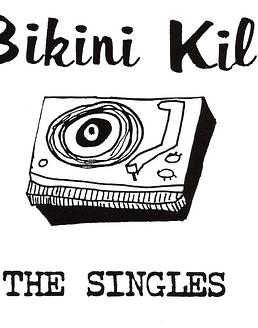 Bikini Kill · The Singles CD Digipack