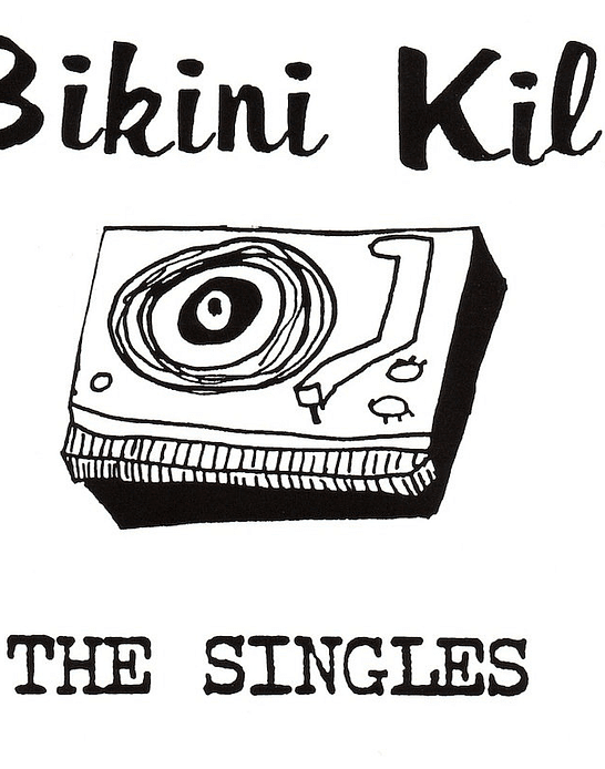 Bikini Kill · The Singles CD Digipack
